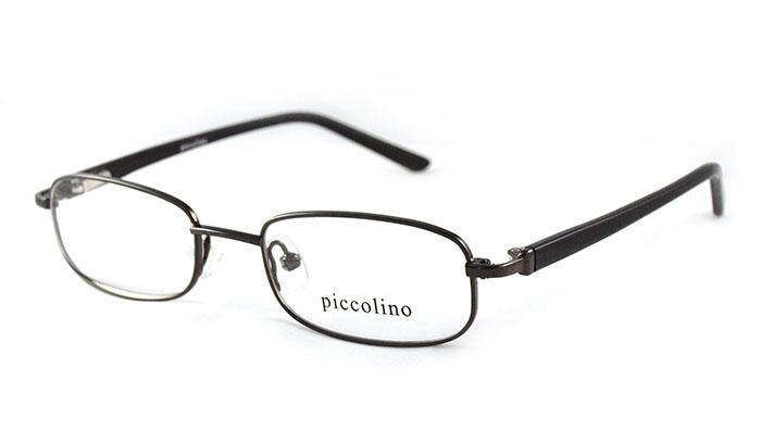 Detský kovový okuliarový rám piccolino 083