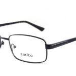 Pánske kovové okuliare enricco 1