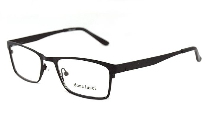 Unisex kovové okuliare  dona lucci