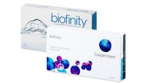 Biofinity (3šošoviek)