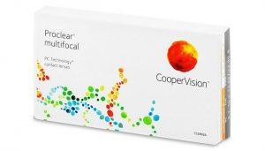 Proclear Multifocal (3šošovky)