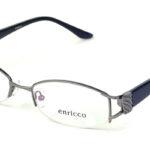 Dámske kovové sivé dioptrické okuliare 0250  1