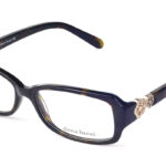 Dámske plastové čierne dioptrické okuliare 0234  1