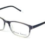 Unisex plastové sivé dioptrické okuliare 0212  1
